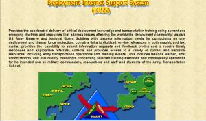 Deployment Internet Support Center