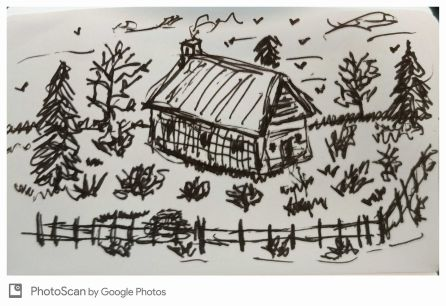 cabin-imaginary